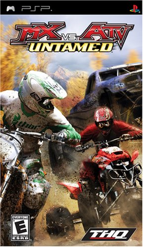Psp Mx Vs Atv Untamed