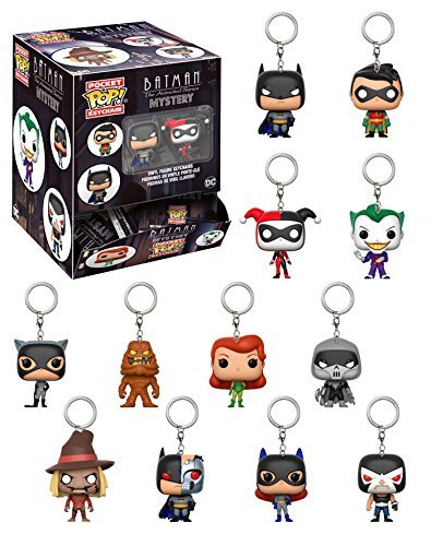 Keychain Batman The Animated Series Blind Bagged
