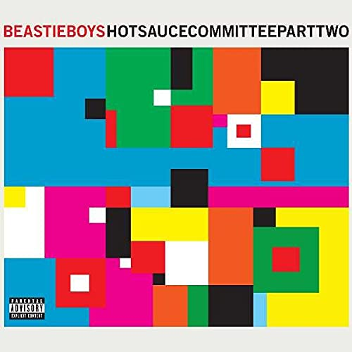Beastie Boys Hot Sauce Committee Pt Two 2lp