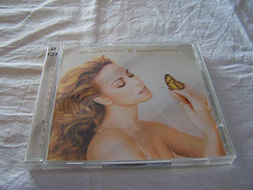 Mariah Carey Greatest Hits Import Gbr 2 CD Set