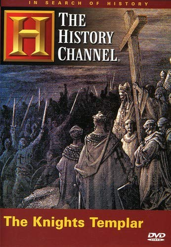 Knights Templar In Search Of History DVD R Nr