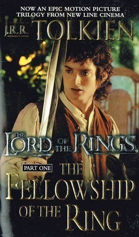 J. R. R. Tolkien The Fellowship Of The Ring Reissue
