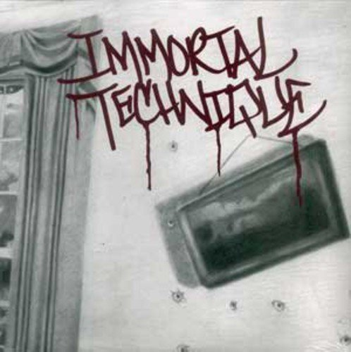 Immortal Technique Vol. 2 Revolutionary Red Vinyl