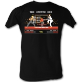 T Shirt Lg Karate Kid Fight2