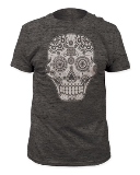 T Shirt Xl Sugar Skull