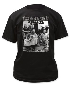 T Shirt 2xl Texas Chainsaw Massacre Salad Days
