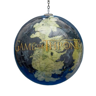 Ornament Game Of Thrones Westeros Ball