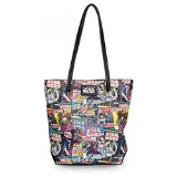 Tote Bag Star Wars Comic Print