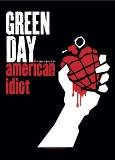 Textile Posters Green Day American Idiot