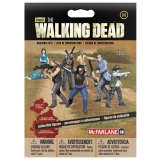 Mini Figure Walking Dead Series 1 Blind Bagged