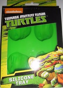 Ice Cube Tray Teenage Mutant Ninja Turtles