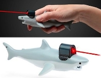 Toy Shark With Friggin Laser Beams