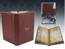Journal Penny Dreadful Dr Frankenstein Sketchbook Numbered