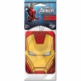 Air Freshener Marvel Iron Man 2 Pk