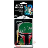 Air Freshener Star Wars Boba Fett 2 Pk