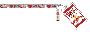 Lanyard Tapatio I Love