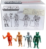 Action Figure Set Master Of Universe Prototype Sdcc Exclusive Set Of 4 Figures