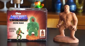 Chia Pet Masters Of The Universe Moss Man