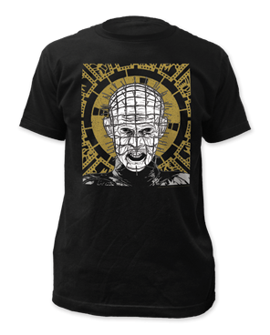T Shirt Lg Pinhead Illustration