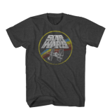 T Shirt Md Star Wars Circle Fight