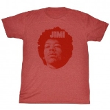 T Shirt 2xl Jimi Hendrix Jim Head