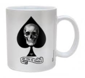 Mug Ace Of Spades