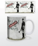 Mug Banksy Follow Your Dreams