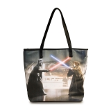 Tote Bag Star Wars Darth Vader & Obi Wan