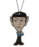 Air Freshener Wiggler Star Trek Spock