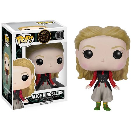Pop! Figure Alice Through The Looking Glass Alice Kingsleigh