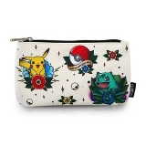 Pencil Case Pokemon Tattoo
