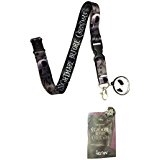 Lanyard Nightmare Before Xmas Jack