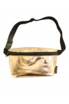 Fanny Pack Metallic Gold