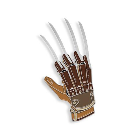 Enamel Pin Freddy Glove