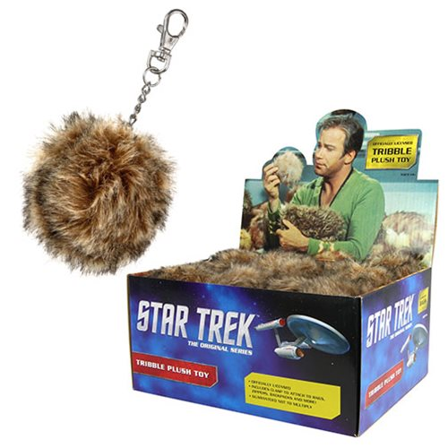 Keychain Star Trek Tribble
