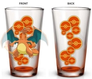 Pint Glass Pokemon Charizard