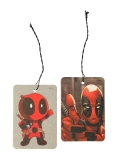 Air Freshener Marvel Deadpool 2 Pk