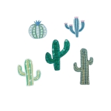 Iron On Patch Cactus 12