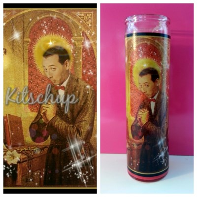 Candle Saint Pee Wee