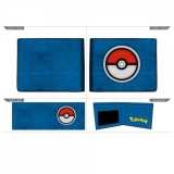 Wallet Pokemon Pokeball