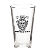 Pint Glass Gorilla