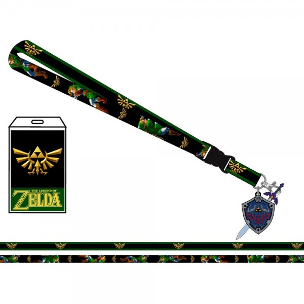 Lanyard Legend Of Zelda