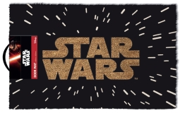 Doormat Star Wars Logo