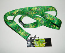 Lanyard Rick & Morty Portal