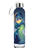 Water Bottle Mega Man