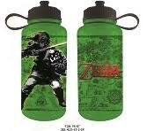 Water Bottle Legend Of Zelda
