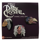 Enamel Pin Set Dark Crystal Set Of 3