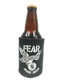 Can Cooler Fear More Beer Blk