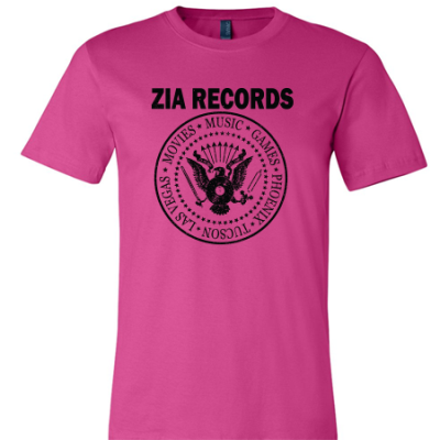 Seal Of Zia Ladies Hot Pink X Large