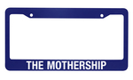 License Plate Frame Mothership
